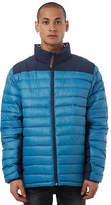 Burton New Men's Evergreen Synthetic Mens Insulator Cotton Nylon Blue
