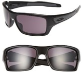 Oakley Men's Turbine 65Mm Sunglasses - Black