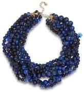 "BaubleBar Bubblebeam Layered Collar Necklace, 18.45"""