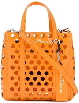 Marc Jacobs The Perforated mini tote bag