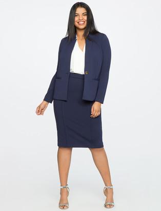 ELOQUII 9-to-5 Stretch Skirt
