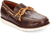 Kenneth Cole Reaction Boys' or Little Boys' Flexy Boat Shoes