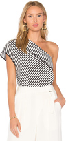 Diane von Furstenberg One Shoulder Top