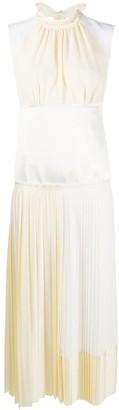 Ports 1961 Pleated Midi Dress