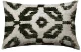 Found Object Ikat Lumbar Pillow