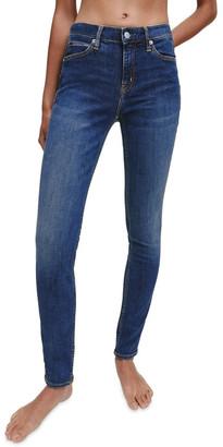Calvin Klein Jeans Ckj 011 Mid Rise Skinny Jean