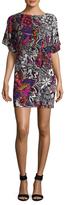 Trina Turk Cressida Printed Shift Dress