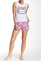 Hello Kitty White PJ Set