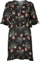 Vilshenko floral print tunic dress