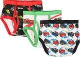 "Disney Little Boys' ""Flipside"" 3-Pack Briefs"
