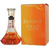Beyonce Heat Rush Eau de Toilette Spray, 3.4 Fluid Ounce