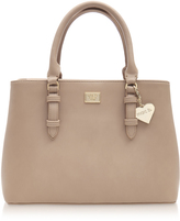 Marc B Chatswood Camel Handheld Bag