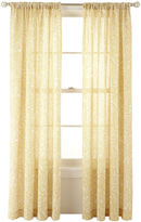 Martha Stewart MarthaWindowTM Emporium Rod-Pocket/Back-Tab Curtain Panel