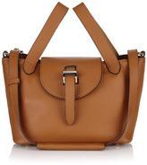 Meli-Melo Thela Mini Cross Body Bag Bag Tan