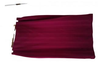 Zara Pink Polyester Skirts