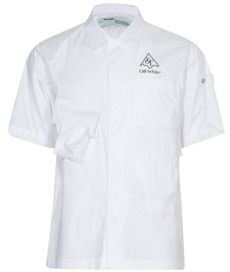 Off-White Printed shirt