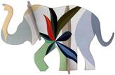 STUDIO ROOF Elephant Construction Card