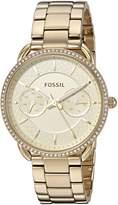 Fossil Women's Tailor ES4263 Stainless-Steel Japanese Quartz Fashion Watch