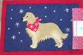 Martha Stewart Dog Dapper Retriever Rug Collection 21 X 33 Inches