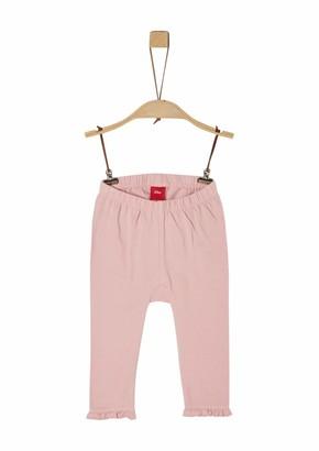 S'Oliver Baby Girls' 59.911.75.3009 Leggings
