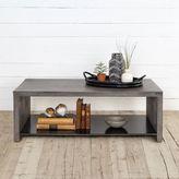 west elm Industrial Concrete Coffee Table