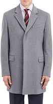 Barneys New York Men's Melton Coat