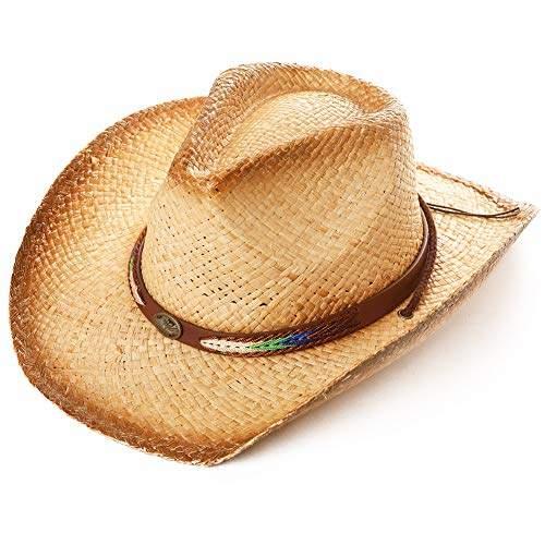 bd45c51b5ad Brim Straw Hats For Men - ShopStyle
