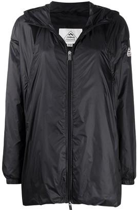 Pyrenex Logo-Patch Hooded Jacket