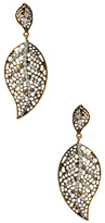 Amrita Singh Brookville Leaf Statement Earrings