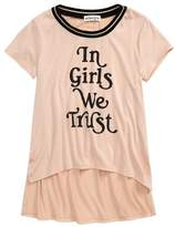 Ten Sixty Sherman Girl's In Girls We Trust Tee