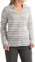 Columbia Early Tide Shirt - Button Front, Long Sleeve (For Women)