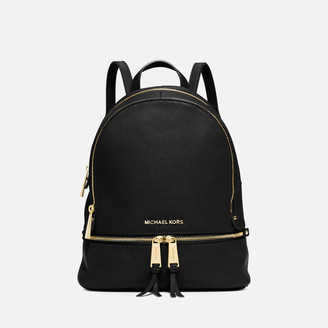 MICHAEL Michael Kors Women's Rhea Zip Medium Backpack