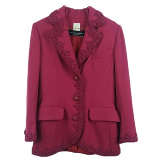 Jean Louis Scherrer Jean-louis Scherrer Pink Jacket for Women