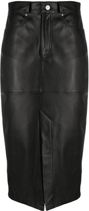 Paul Smith High-Waisted Pencil Skirt