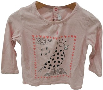 Marc Jacobs Pink Cotton Tops
