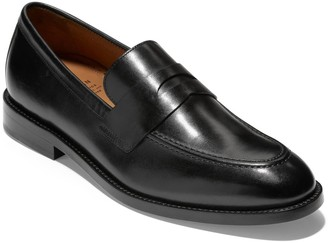 Cole Haan Kneeland Leather Penny Loafer