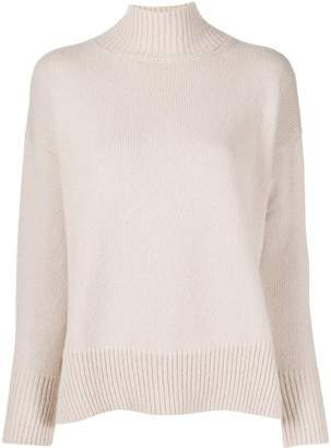 Peserico relaxed-fit knit jumper