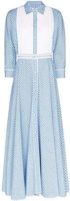 Evi Grintela Garance collared maxi dress