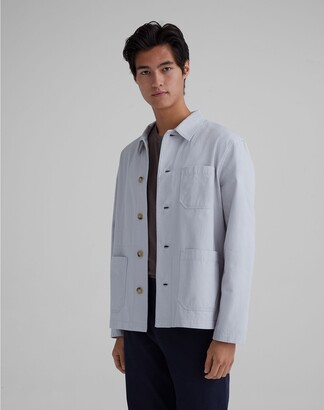 Club Monaco Workwear Shirt Jacket
