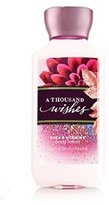 Bath and Body Works Bath & Body Works, Signature Collection Body Lotion, A Thousand Wishes, 8 Ounce