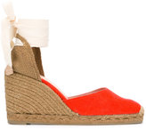 Castaner Carina wedge espadrilles - women - Cotton/rubber - 37