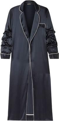 Johanna Ortiz Silk-satin Jacket