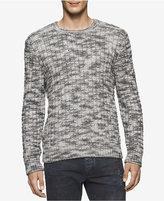 Calvin Klein Jeans Men's Basket Rope Sweater