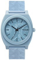Nixon The Time Teller Paisley watch