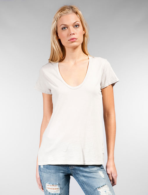 James Perse Classic Relaxed Casual Tee