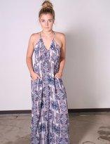 Tysa Capri Dress In Rabbit Hole