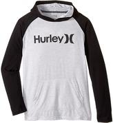 Hurley Drifit Flow Pullover (Big Kids)