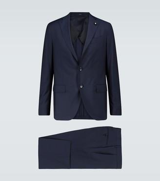 Lardini Wool two-piece suit