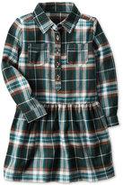 Carter's Drop-Waist Plaid Dress, Little Girls (2-6X) & Big Girls (7-16)