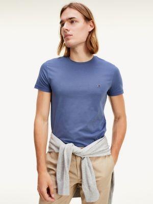Tommy Hilfiger Organic Cotton Jersey Slim Fit T-Shirt